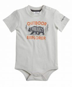 Carhartt Boys' Outdoor Explorer Bodyshirt