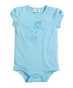 Carhartt Girls' Farm Friends Bodyshirt