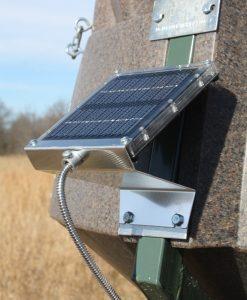 Boss Buck 12V Universal Solar Panel