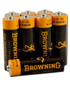 Browning AA Batteries 8 Pk.