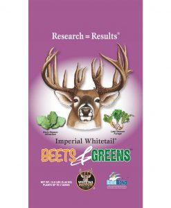 Whitetail Institute Beets & Greens Annual Food Plot Seed