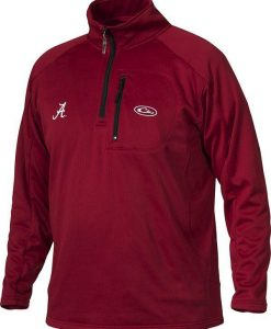 Drake Men's Alabama Breathlite 1/4 Zip