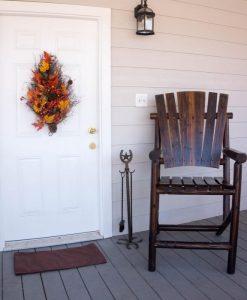 Bar Arm Chair Plain