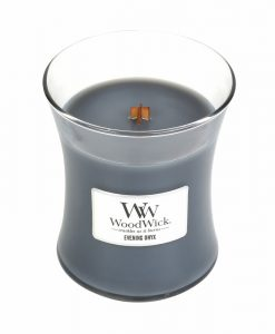 Evening Onyx WoodWick Candle 10 oz.