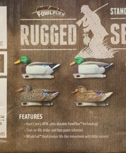 HardCore Rugged Series Standard Mallards 6 Pack