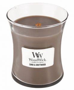 Sand & Driftwood WoodWick Candle 10 oz.