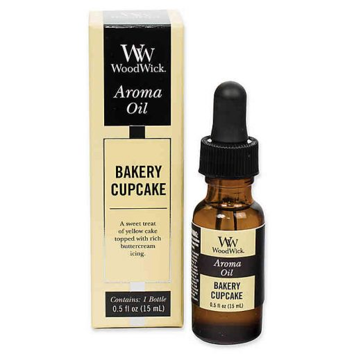 WoodWick Bakery Cupcake Aroma Oil