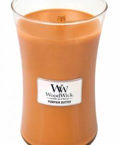 WoodWick Pumpkin Butter Medium Candle 21.5