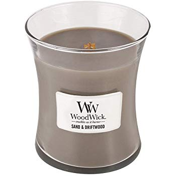 WoodWick Sand & Driftwood Candle