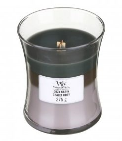 WoodWick Trilogy Cozy Cabin Candle
