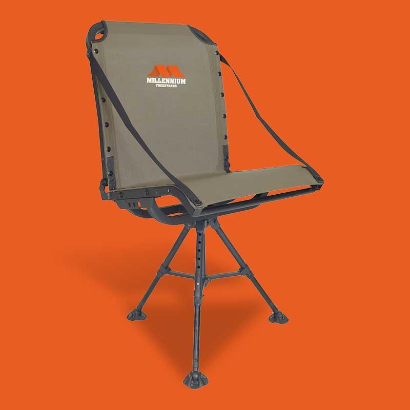 Millenium G100 shooting chair
