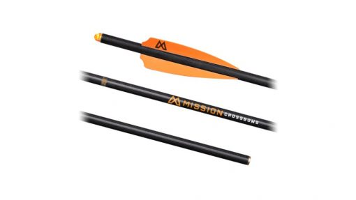 "Mission Crossbow Bolt 19"" 3Pk"
