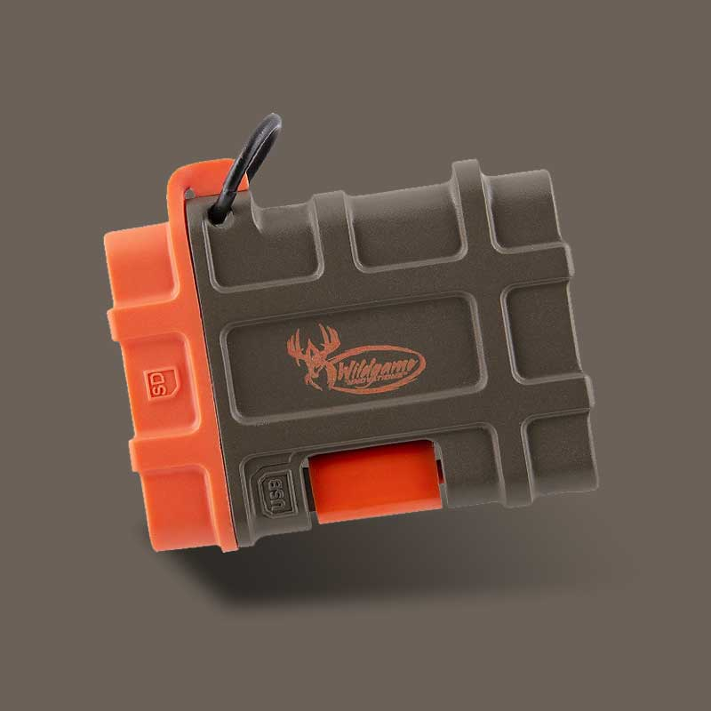Wildgame Innovations SD card reader for Apple