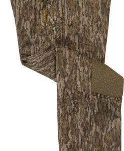 Drake Youth Silencer Pant with Agion Active XL Mossy Oak Bottomland