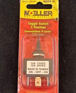 Moeller Marine Livewell/Baitwell Drain Plugs