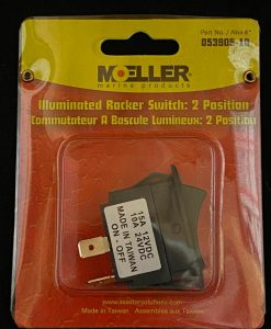 Moeller Marine Rocker Switches