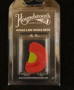Houndstooth Single Lady Single Reed