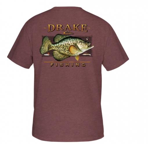 Drake Men's DPF Slab Tee S/S #DPF3070
