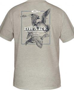 Drake Men's Kings of the Sky Tee S/S #DT9220