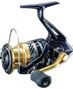 Shimano NASCI 4 BB 5.0:1 Spinning Reel #NAS2500FB