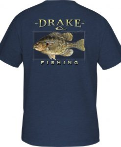 Drake Men's DPF Pool Perch Tee S/S #DPF3075