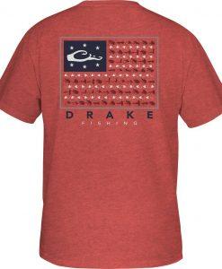 Drake Men's DPF American Dream Tee S/S #DPF3080