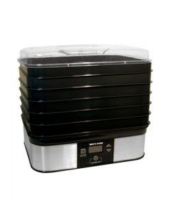 Weston 6 Tray Digital Dehydrator #75-0401-W