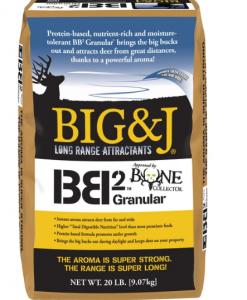 Big & J Industries BB2 Granular 20lb. #BB2-20