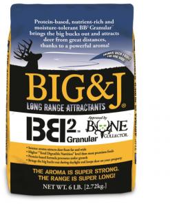 Big & J Industries BB2 Granular 6lb. #BB2-6