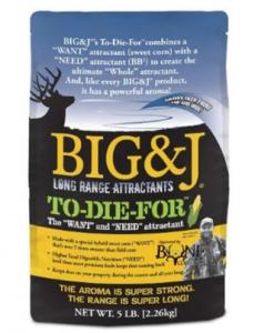 Big & J Industries To-Die-For 5lb. #BB2-TDF5