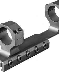 Leupold Mark AR Integral Mounting System 1-Piece Base & 1in Ring Combo Finish #177093