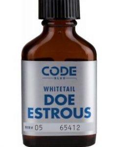 Code Blue Whitetail Doe Estrous