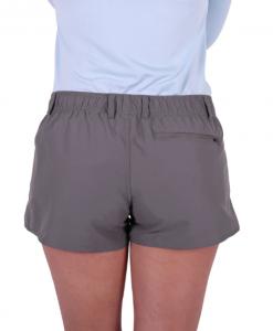 Aftco Women's Ladyfish Fishing Shorts #W202-DPLU
