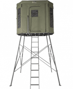 Millennium Buck Hut Shooting House Soft Box Blind