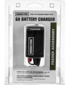 Moultrie 6-Volt Battery Charger #MFA-13211