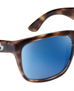 Blue Otter Polarized Sunglasses Cumberland Wet Maple-Pacific Blue Nylon
