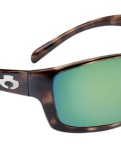 Blue Otter Polarized Sunglasses Oconee Wet Maple-Deep Green Nylon