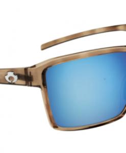 Blue Otter Polarized Sunglasses Luke Combs Edition Watauga Raw Honey-Sky Blue