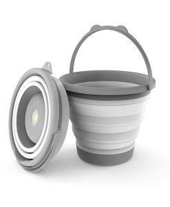 Britebucket Collapsible Bucket 200 lumen light