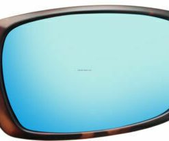 Staniel Discover Series - Matte Tortoise/Blue Mirror