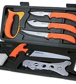 Outdoor Edge Wild-Pak 8-Piece Kit Hardcase