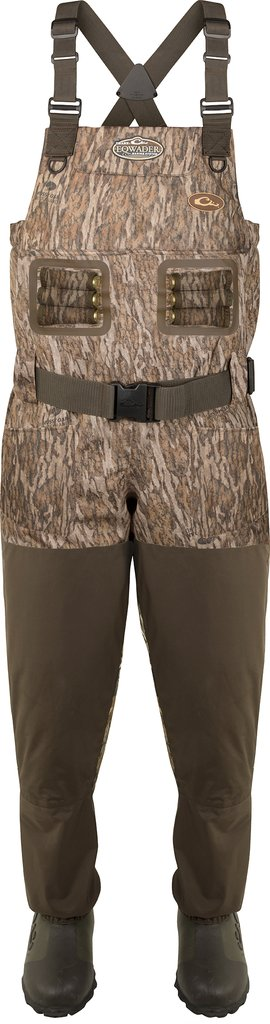 Drake Women's Eqwader 1600 Breathable Wader W/ Tear-Away Liner #DF3000