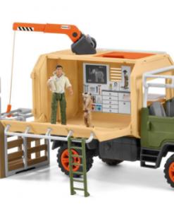 Schleich Animal Rescue Large Truck #42475