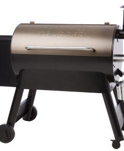 Traeger Bronze Pro Series 34 Wood Pellet Grill #TFB88PZB