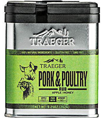 TRAEGER PORK &amp POULTRY