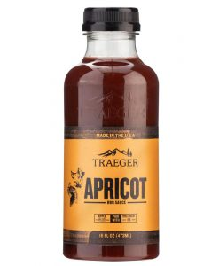 Traeger Apricot BBQ Sauce and Marinade