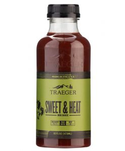 Traeger Sweet and Heat BBQ Sauce and Marinade