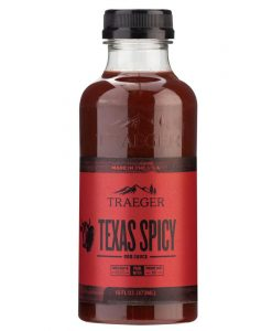 Traeger Texas Spicy BBQ Sauce and Marinade