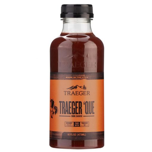 Traeger Que BBQ Sauce and Marinade