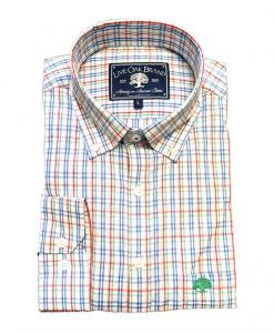 Live Oak Men's Lexington Plaid Sport Shirt